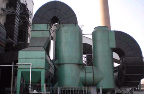 shui膜脱硫chu尘器